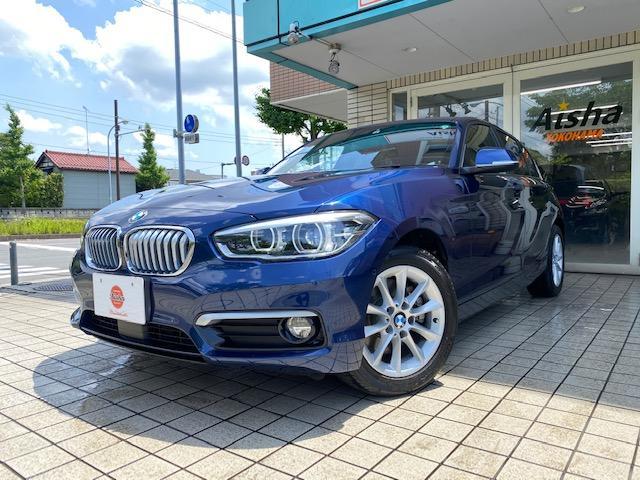 1シリーズ(BMW) 118d スタイル 1オーナー・ACC・LED・Dアシスト・地デジ 中古車画像