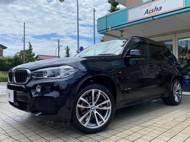 BMW xDrive 35d Mスポーツ 1オーナー・セレクトパッケージ・黒レザー・360カメラ・純正20インチAW・フロントドラレコ・リアシートヒーター・サンルーフ・ソフトクローズドア
