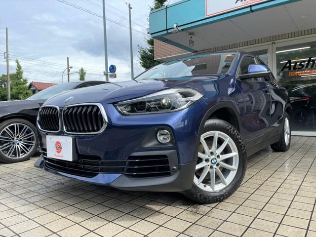 BMW X2 sDrive 18i ナビ・LED・Dアシスト・フロントドラレコ・オートトランク・Bカメラ・シートヒーター