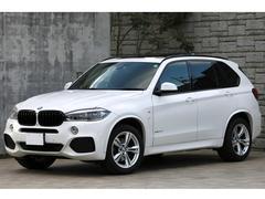 BMW X5xDrive 35d Mスポーツ セレクトPKG 黒革