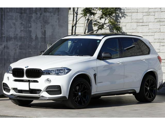 BMW xDrive 35d Mスポーツ セレクトP ワンオーナー