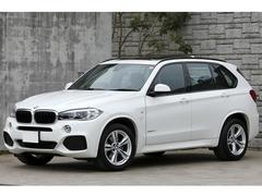 BMW X5xDrive 35d Mスポーツ パノラマSR ワンオーナー