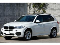 BMW X5xDrive 35d Mスポーツ パノラマSR 黒革シート