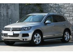 VW トゥアレグHV ルーフレールPKG サイドステップ 2013yモデル