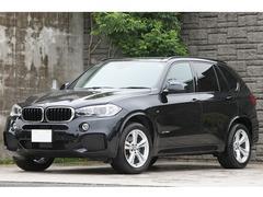 BMW X5xDrive 35d Mスポーツ ACC ハーマンカードン