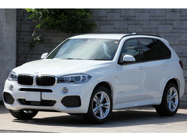 BMW xDrive 35d Mスポーツ アクティブクルーズ 黒革