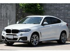 BMW X6xDrive 35i Mスポーツ フルレザーインテリア SR