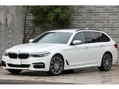 BMW523iツーリング Mスポーツ ハイラインP 黒革 1オーナ