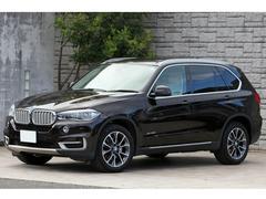 BMW X5xDrive 35d xライン パノラマSR ワンオーナー