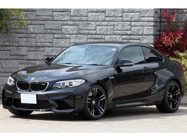 BMW 黒革 純正19AW ワンオーナー 新車保証付き 6MTモデル