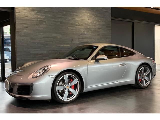 ポルシェ 911カレラS スポーツクロノPKG LEDヘッドライト