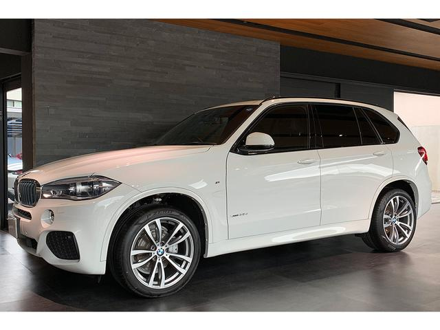 BMW xDrive 35d Mスポーツ セレクトPKG 7人乗り