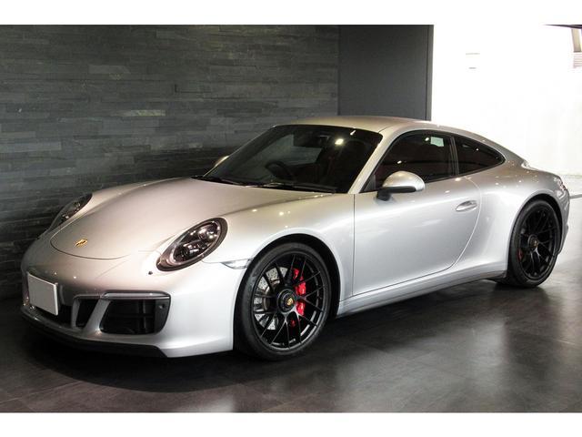 ポルシェ 911カレラGTS GTSインテリアPKG BOSE