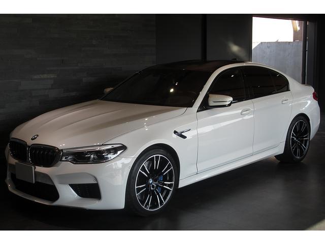 BMW M5 コンフォートパッケージ フロントマッサージシート ステアリングホイールヒーター アンビエントエアパッケージ