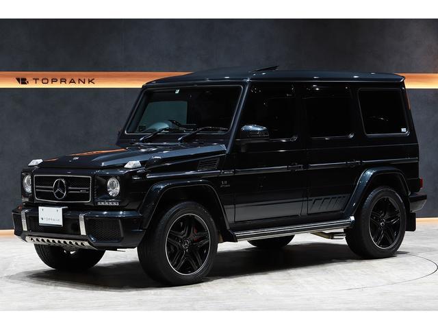 メルセデスAMG G63 G63 designoEXCインテリアPKG 希少右ハンドル 最終モデル マグネタイトブラック 8インチナビ ブラック20AW カーボントリム