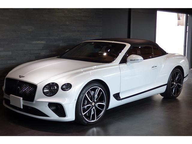 ベントレー GT コンチネンタルGT コンバーチブル マリナードライビング&ツーリング&シティスペック 22インチAW ダイヤモンドステッチ OP920マン