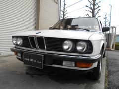 BMW520i ワンオーナー 左ハンドル ディーラー車