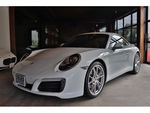 ポルシェ 911カレラ スポーツクロノ スポーツEX GTステアリング