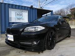 BMW528i ツインターボ Fスポイラー ディフェーサー SR