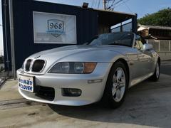 BMW Z3ロードスター2.0 D車 右H フルオリジナル