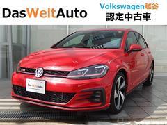 VW ゴルフGTIテクノロジーPKG DCC LEDライト ナビ 認定中古車