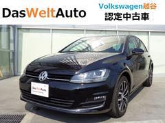 VW ゴルフ7最終型 TSIハイラインコネクト ナビ 限定車 認定中古車