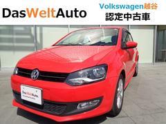 VW ポロアクティブ ナビ ETC Rカメラ アルミ 認定中古車