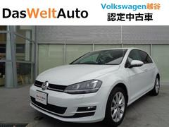 VW ゴルフTSIハイライン 黒革 Dproナビ Rカメラ 認定中古車