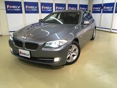 BMW528i 黒レザー電動シート17インチAW