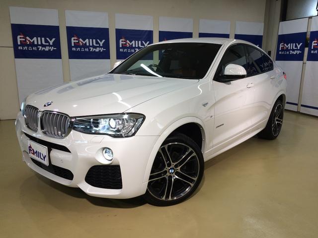 BMW xDrive 28i MスポーツブラウンレザーACC新車保証