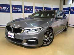 BMW530iツーリング MスポーツベージュレザーLED19AW