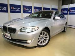 BMW528i 黒レザー純正ナビ ワンオーナー記録簿
