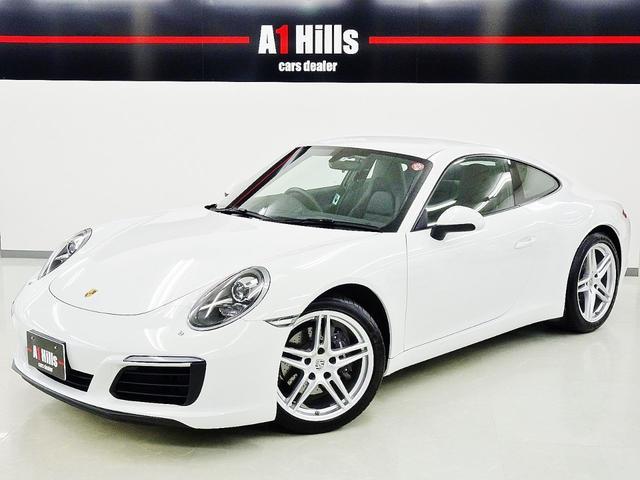 ポルシェ 911 911カレラ 右ハンドル ワンオーナー車スポーツクロノPKG