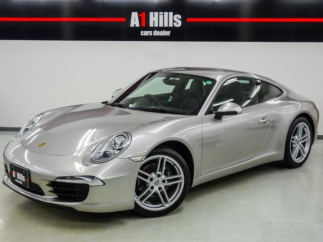 ポルシェ 911 911カレラ 右ハンドル オールレザーインテリア アダクティブシート シートヒーター シートベンチレーション パドルシフト BOSEサウンド パークセンサー バックカメラ 電動格納ミラー クルーズコントロール