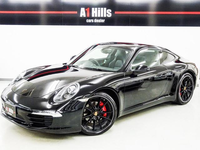 ポルシェ 911 911カレラ 右ハンドル スポーツクロノ スポーツエキゾースト サンルーフ カレラS20インチホイール アダクティブシート エントリードライブ レッドキャリパー 電動格納ミラー PASM PSM パークセンサー