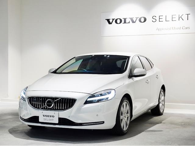 V40(ボルボ) T3 インスクリプション 17インチダイヤモンドカットアルミホイール レザーシート LEDヘッドライト 中古車画像