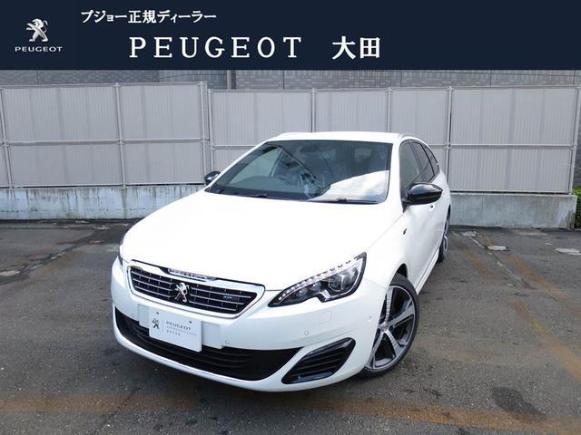 308(プジョー) SW GT ブルーHDi 中古車画像