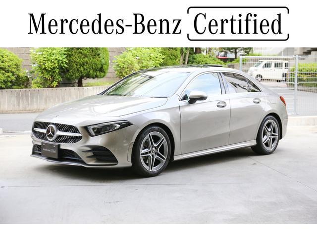 MERCEDES BENZ A-CLASS SEDAN