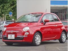 フィアット 5001.2 ポップ クロームバンパーモール 認定中古車 禁煙車