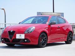 アルファロメオ ジュリエッタヴェローチェ 左H 新車保証継承 TEZZO車高調 マフラー