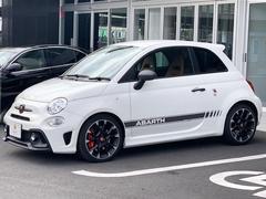 アバルト アバルト595コンペティツィオーネ RHD 新車保証継承 ETC