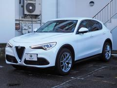 アルファロメオ ステルヴィオファーストエディション 20inAW 新車保証継承  ETC