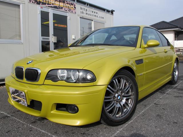 BMW M3クーペ 純正6速MTビルシュタイン足廻り天張り張替済み