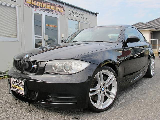 BMW 135i MスポーツPKG純正6速MTナビETCサンルーフ