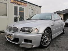 BMWM3クーペ 純正6速MT減衰調整付車高調マフラーNEWタイヤ