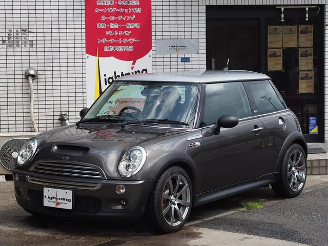MINI クーパーS パークレーン 限定車専用色 AT スーパージャジ