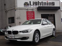BMW320i 純正ナビ コンフォートアクセス ルーフ交換車