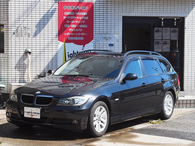 BMW 320iツーリング キセノン ミラーETC コンフォートAS