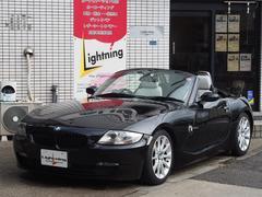 BMW Z4ロードスター3.0si グレーレザーシート 電動オープン