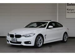 BMW420iクーペ Mスポーツ サンルーフ 18AW